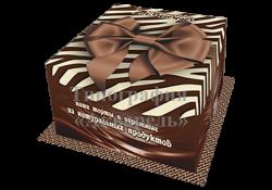Коробки для тортов и пирожных